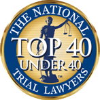 Top 40 Trail Lawyers logo