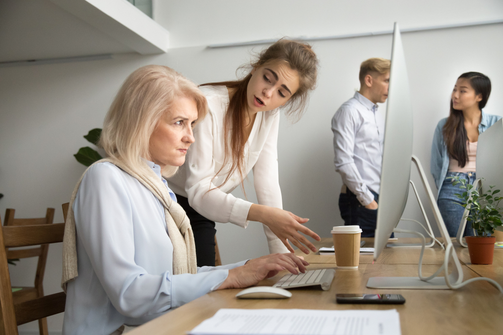 age discrimination at work